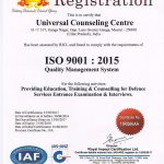 ISO CERTIFICATION NEW 2017